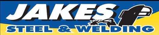 Jakes Steel & Welding logo
